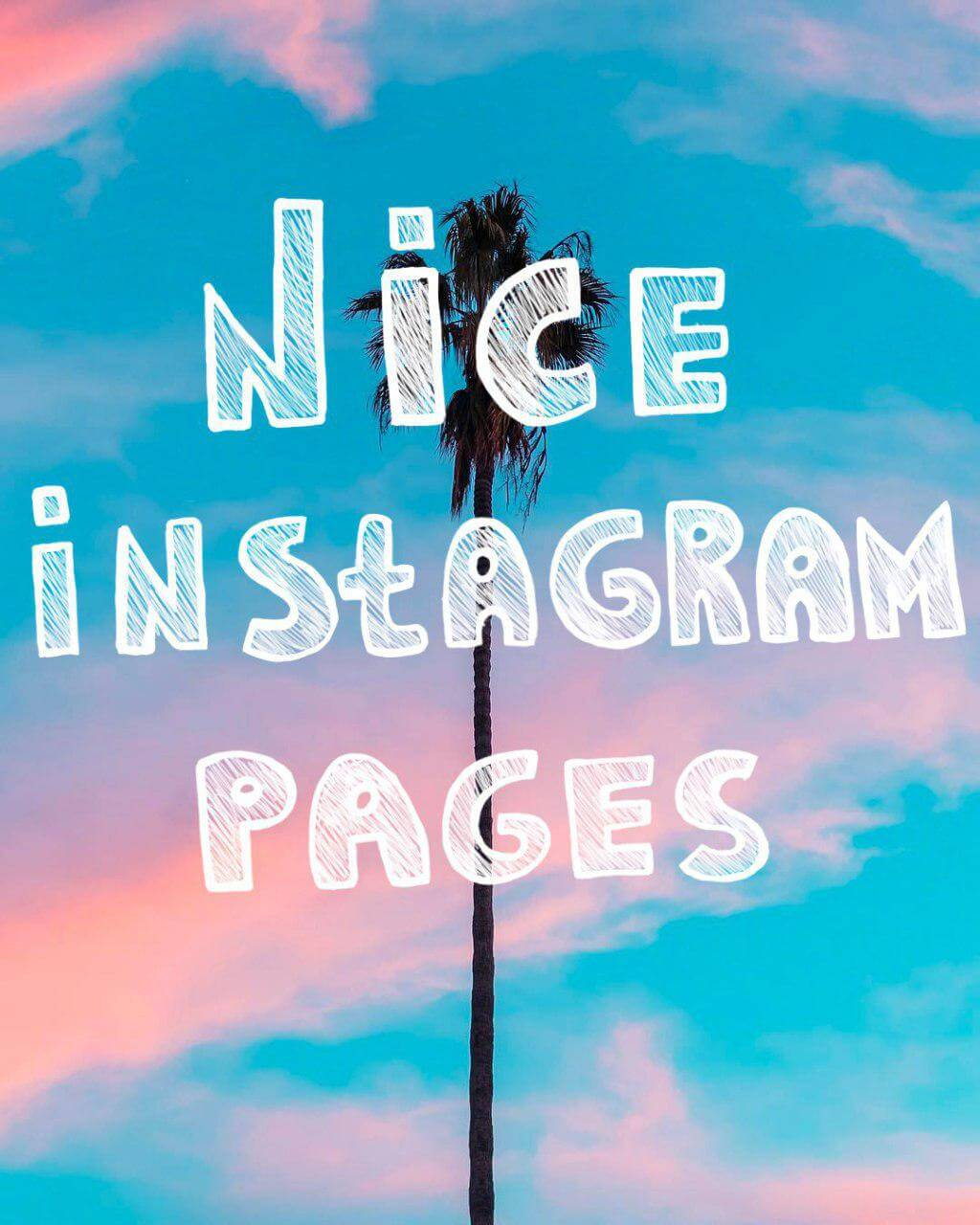 NiceInstPages