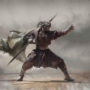 Дух воина