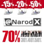 Narod X 💰 Скидки и Распродажи