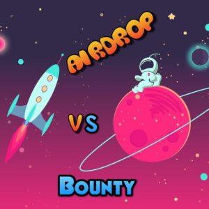 AirDrop vs Bounty