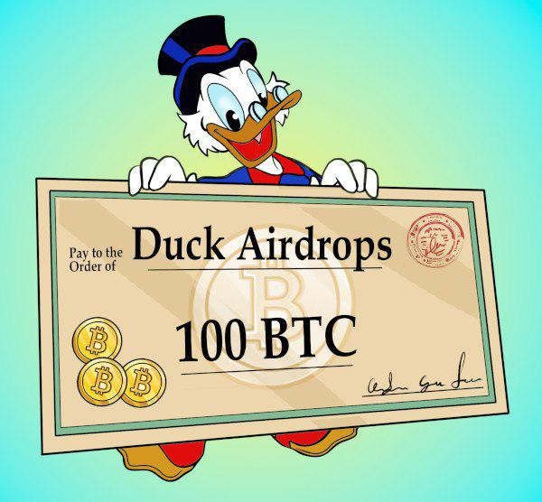 Duck Airdrops