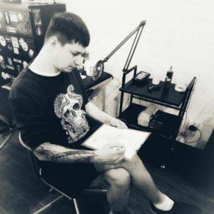 Татуировщик в Москве
