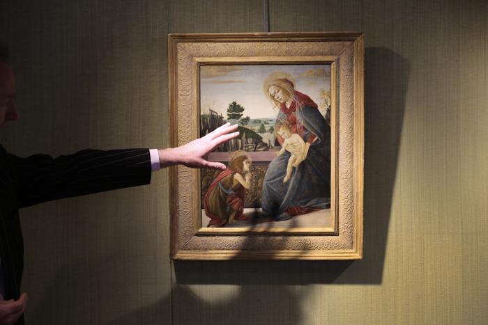 Беседа с искусствоведом
