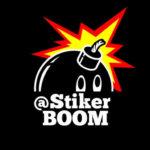 Stiker Boom