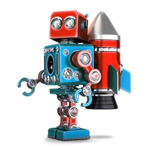 Robot Info Bot